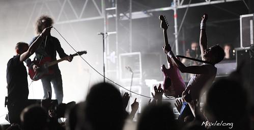 Les Wampas @ Parc Opalopolis (Festival Rock en stock), Etaples | 31.07.2009