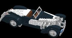 Duesenberg SJ Weyman bodied Speedster - 1933