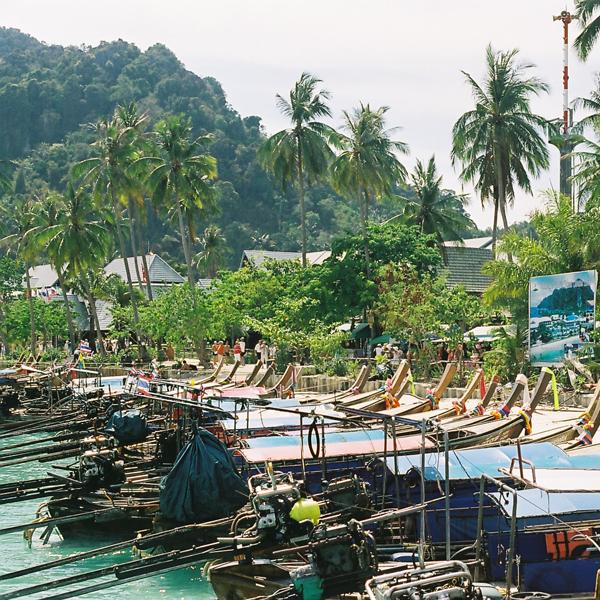 One night in Phi Phi