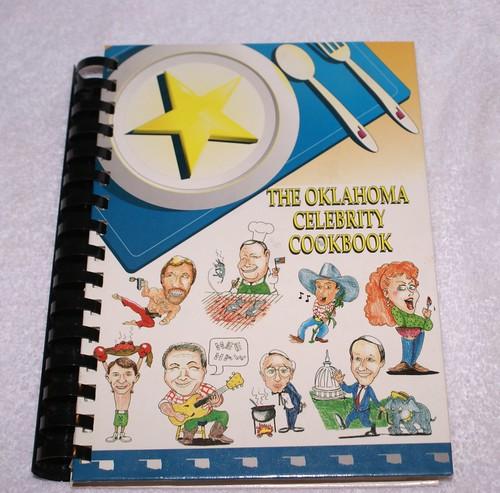Oklahoma Celebrity Cookbook - 1991