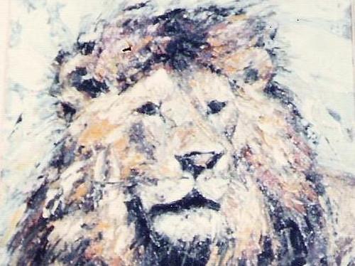Rabby's lion