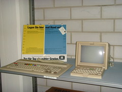 Museum für Kommunikation - Depot Heusenstamm - Btx 09 (KlausNahr) Tags: museum post frankfurt mfk museumfürkommunikation btx telekommunikation heusenstamm bildschirmtext depotheusenstamm