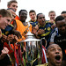Cup joy Team Chelsea