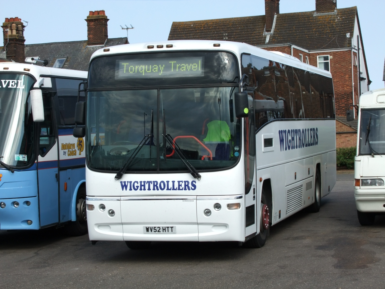 WightRollers WV52HTT (Ex FDC)
