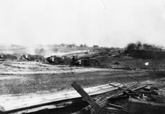 N_87_2_12  World War I tanks at old fairgrounds (State Archives of North Carolina) Tags: tank tanks northcarolinastatefair usarmy unitedstatesarmy armoredwarfare armouredwarfare