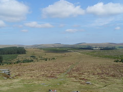 S1051773 (AppleJays) Tags: england nationalpark hills devon fields moors dartmoor moorland aonb tors