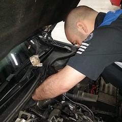 Derreck Wiles - #autorepair here at #vordermanmw (vordermanmotorwerks) Tags: auto car truck autorepair service van suv fortwayne carrepair vorderman