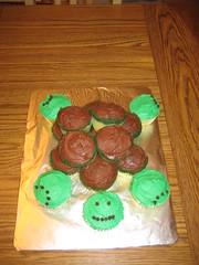 Cupcake turtle