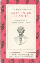 Félix María Samaniego, 22 cuentos picantes