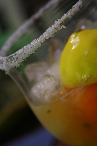 Meyer Lemon & Clementine Margarita