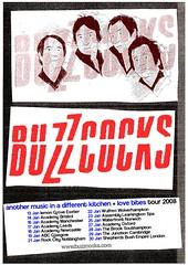 Buzzcocks Poster 1/5