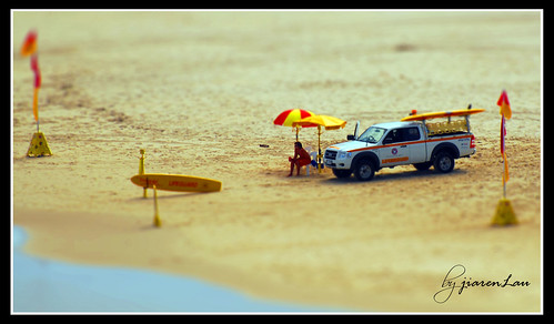 Toy Lifeguard