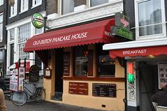 old dutch pancake house Amsterdam