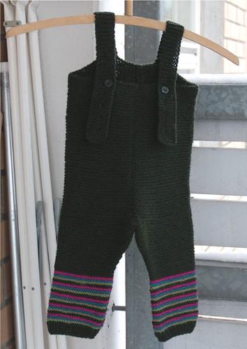 Vauvan villahousut