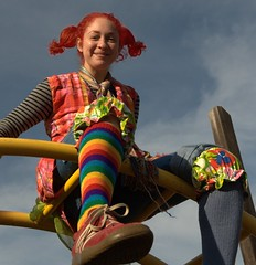 Pippi Longstocking (photo by Joshua Posamentier)