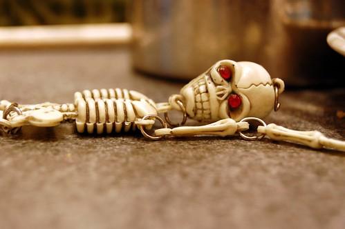 Bones. Day 25