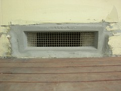 New vent - outside