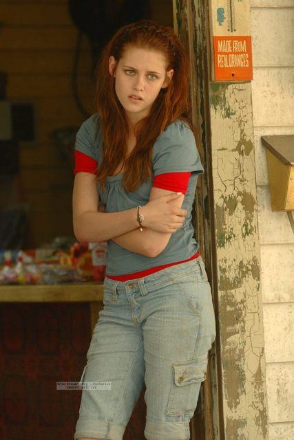 Kristen Stewart The Yellow Handkerchief jeans
