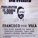 El asesinato de Pancho Villa: La conspiración.