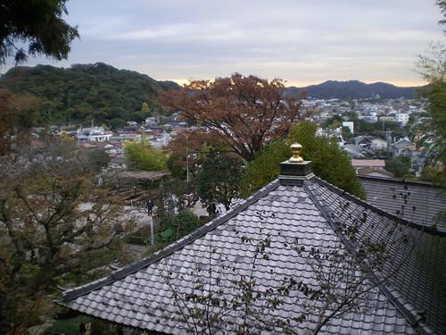 Kamakura desde Hase-dera