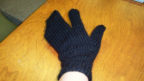 Ravelry Trigger Finger Mittens Pattern By Sarah Chilson