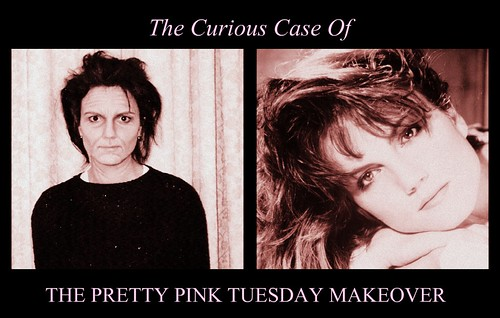 The Curious Case of the Prety Pink Tuesday Makeover