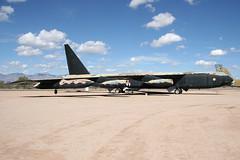 Boeing B-52D Stratofortress (Flightline Aviation Media) Tags: airplane canon20d aircraft aviation buff boeing airforce bomber usaf dma b52 stockphoto kdma stratofortress 550067 bruceleibowitz