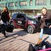 Toyota iQ Fashion Celebrities Race