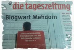 Blogwart Mehdorn