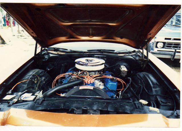 boss brown ontario ford torino 1988 f100 restoration v8 1976 351