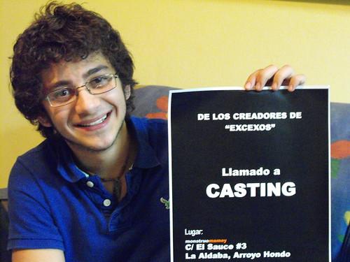 Anuncio de casting Jose María