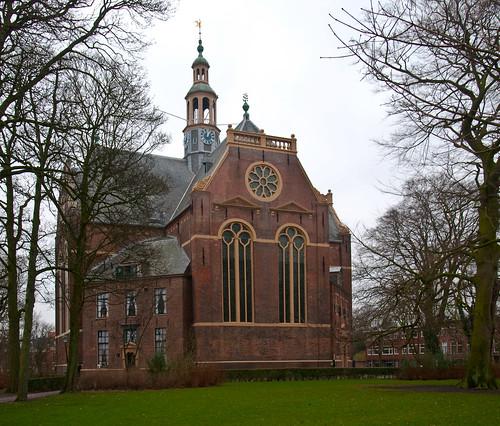 Nieuwe Kerk - Groningen by Ferdi's World.