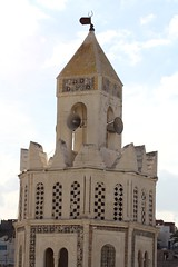 Mosque Tower (skuds) Tags: holidays tunisia sousse