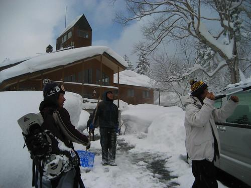 Asahidake Feb 2009