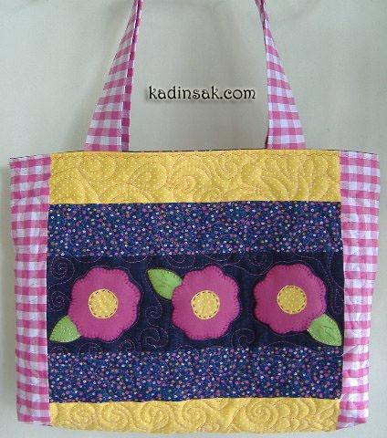 kumaş çanta örnekleri.