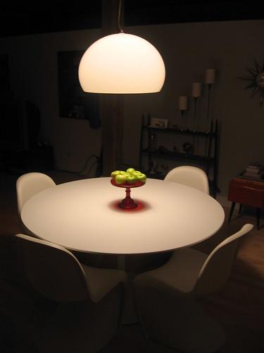 nuit et pommes