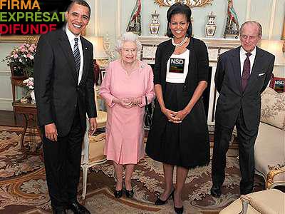 Obama, la reina y yo somos delincuentes