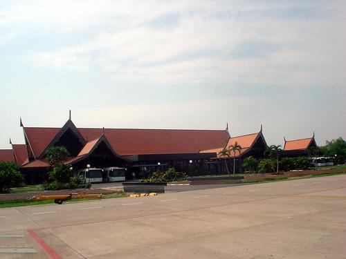 07.從停機坪看暹粒機場