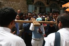 Indian Worshippers (Jewlicious) Tags: israel jerusalem goodfriday oldcityofjerusalem