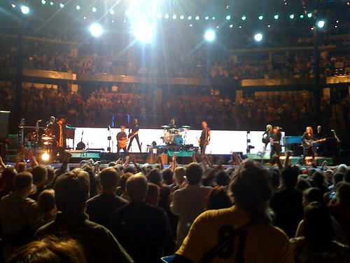 Bruce Springsteen at the Pepsi Center