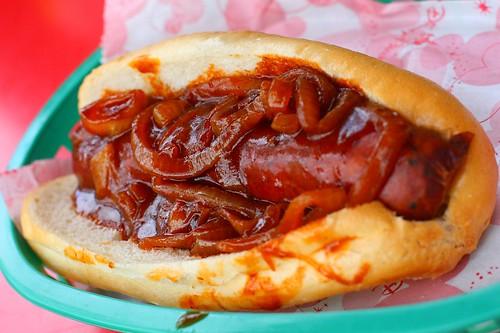 BBQ Hot Dog