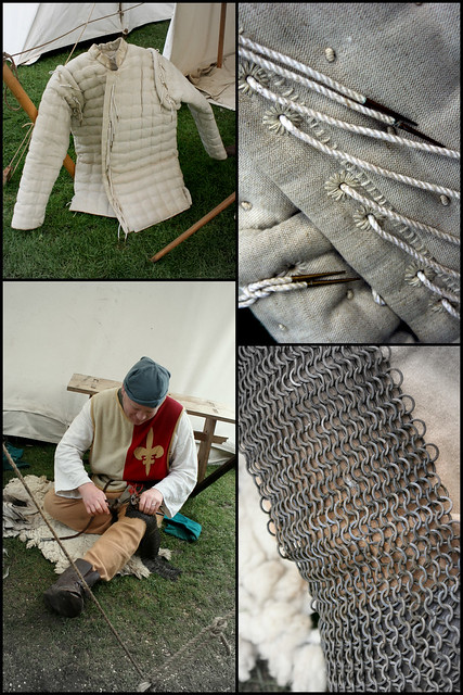 Chainmail maker