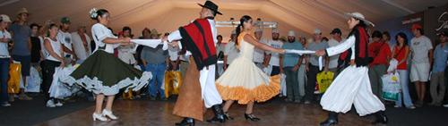baile expo agro