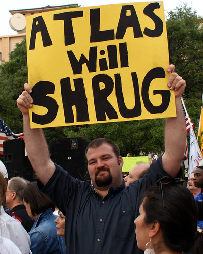 Dallas Tea Party 2009