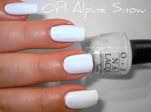 OPI Alpine Snow