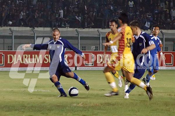 Cabanas vs Sriwijaya FC