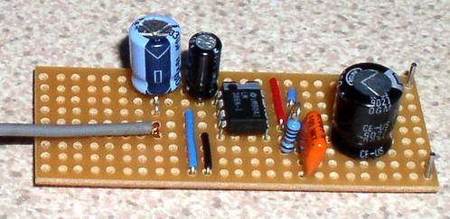 LM386 Mini Amp PCB