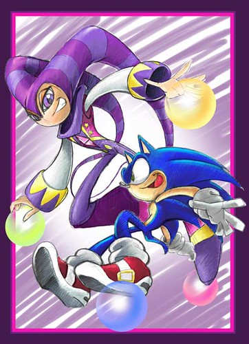 Sonic NiGHTS (AKA Sonic the Hedgehog: Ultimate Chaos/NiGHTS: Return to Nightopia) 3479554835_ed20d87c60