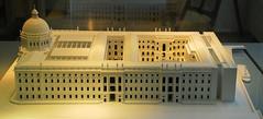 Berlin Modell Humboldtforum (Stadtschloss) (Wolfsraum) Tags: berlin spree entwurf stadtmodell humboldtforum schlossmodell francostella