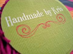 handmade by kris